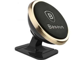Baseus car mount 360 magnetic gold