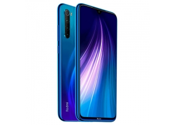 Xiaomi Redmi Note 8 (4/64Gb) Blue Global Version EU (ΔΩΡΟ ΤΖΑΜΙ ΠΡΟΣΤΑΣΙΑΣ ΟΘΟΝΗΣ)