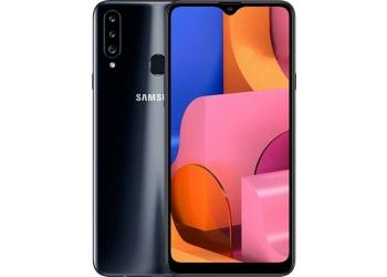 Samsung Galaxy A20S Dual SIM (3GB/32GB) Black EU