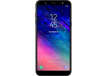 Samsung Galaxy A6 (2018) 32GB Dual Sim Black - ΔΩΡΟ ΤΖΑΜΙ ΠΡΟΣΤΑΣΙΑΣ ΟΘΟΝΗΣ
