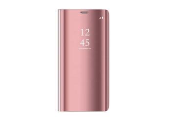 Θήκη Clear View Cover για Xiaomi Redmi Note 8 Pro - Ροζ