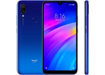 Xiaomi Redmi 7 (3/32GB) Blue (Global Version EU) ΔΩΡΟ ΤΖΑΜΑΚΙ ΠΡΟΣΤΑΣΙΑΣ ΟΘΟΝΗΣ