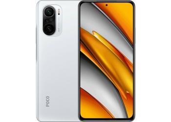Xiaomi Poco F3 (128GB) Arctic White (Ελληνικό menu-Global Version) EU (ΔΩΡΟ ΤΖΑΜΙ ΠΡΟΣΤΑΣΙΑΣ ΟΘΟΝΗΣ)