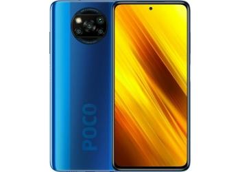 Xiaomi Poco X3 NFC 6GB/128GB Blue (Global Version) EU