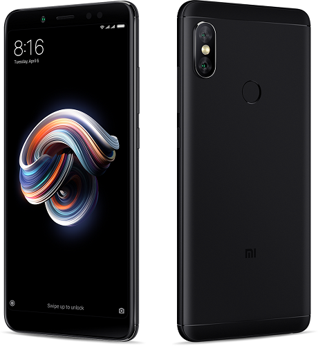NEW REDMI NOTE 5 XIAOMI