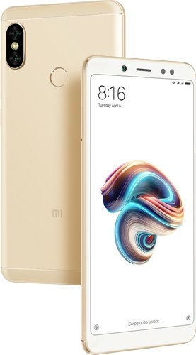 XIAOMO REDMI NOTE 5 GOLD