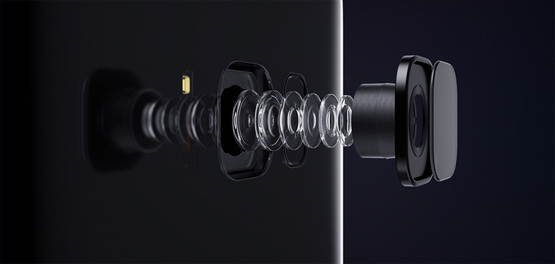 SAMSUNG S8 DUAL CAMERA