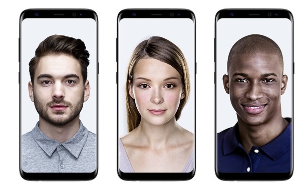 SAMSUNG S8 FACE SECURE