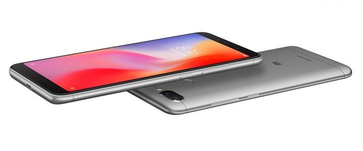 REDMI 6 DESIGN